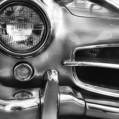 Photograph - Mercedes Gullwing by Dirk Jung