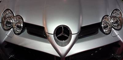 Photograph - Mercedes by Judith Rhue