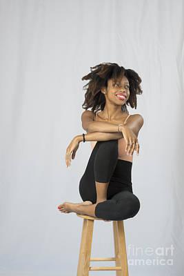 Photograph - Mercedes The Dancer by Dan Friend