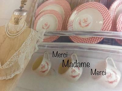 Zen - Merci Madame Merci by Jacqueline Manos