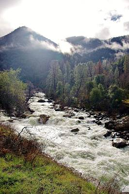 Photograph - Mercrd River Ca A by Phyllis Spoor