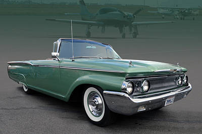 Photograph - Mercury Monterey  by Bill Dutting