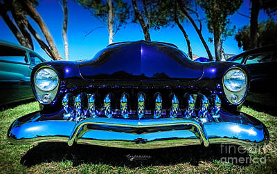 50 Merc Photograph - Mercury Mouthful by Customikes Fun Photography and Film Aka K Mikael Wallin