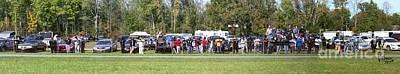Wall Art - Photograph - merg1 10-04-15 Syracuse-Buffalo Showdown Esta Safety Park by Vicki Hopper