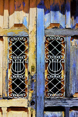 Photograph - Merida Door Through Time by Susan Vineyard