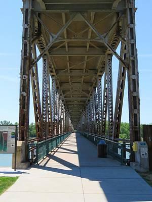 Photograph - Meridian Bridge by Keith Stokes