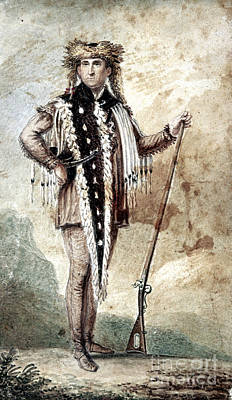 Painting - Meriwether Lewis by Granger