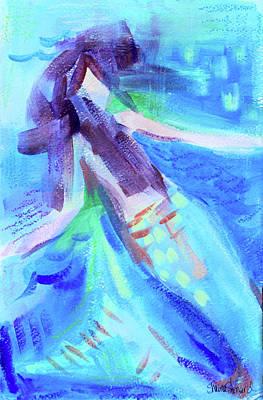Mermaid I Art Print