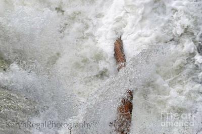 Fell Digital Art - Merrimack River, Lowell Ma by Karyn Regal