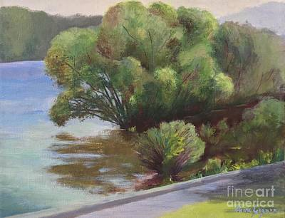 Painting - Merrimack Tree by Claire Gagnon