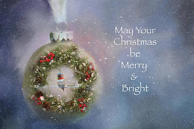 Photograph - Merry And Bright by Lynn Bauer