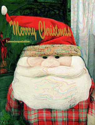 Merry Christmas Art 23 Art Print