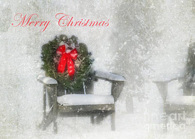 Photograph - Merry Christmas by Clare VanderVeen