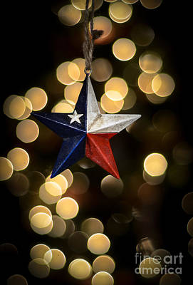Photograph - Merry Christmas Texas by Kelly Wade