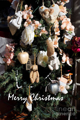 Photograph - Merry Christmas Time by Brenda Kean