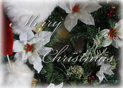 Merry Christmas Photograph - Merry Christmas To You by Michael Johnk
