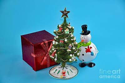 Merry Christmas To You Art Print