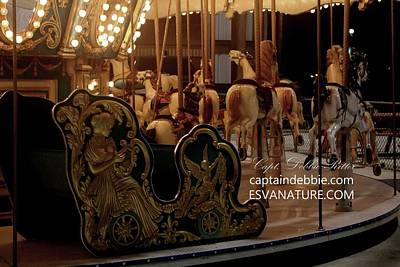 Photograph - Merry Go Round 2760 by Captain Debbie Ritter