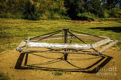 Photograph - Merry Go Round by Jon Burch Photography