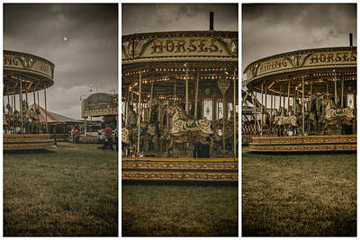 Photograph - Merry Go Round by Stewart Scott
