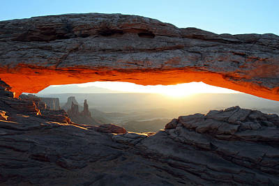 Photograph - Mesa Arch In Canyonlands National Park by Pierre Leclerc Photography
