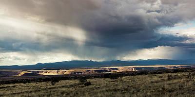 Photograph - Mesa Light by Howard Holley