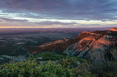 Photograph - Mesa Verde Soft Light by Margaret Pitcher