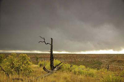 Photograph - Mesa Verde Storm by Kunal Mehra
