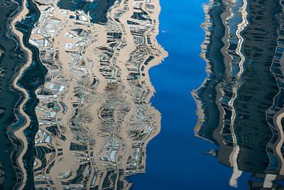 Silver Turquoise Photograph - Mesmerizing 15 by Georgia Mizuleva