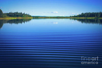 Photograph - Mesmerizing Ripples by Sharon Mau