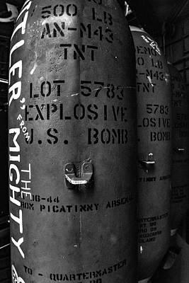 Photograph - Message For Hitler by Bob Orsillo