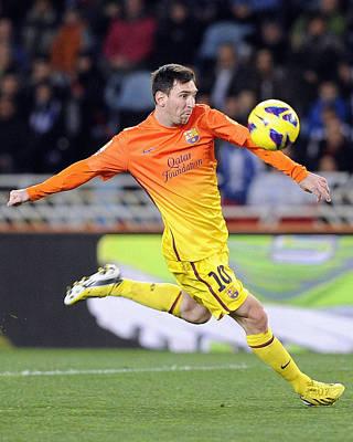 Messi Photograph - Messi 3 by Rafa Rivas