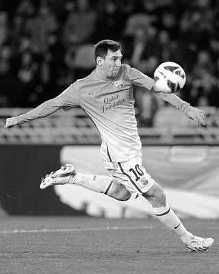 Messi Photograph - Messi 6 by Rafa Rivas