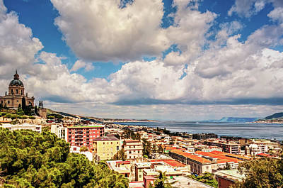Photograph - Messina by Maria Coulson