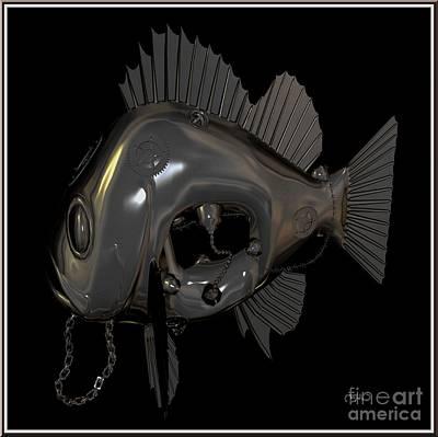 Metal Fish 1mf1 Original by Pemaro