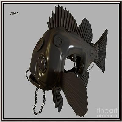 Metal Fish 20mf1 Original by Pemaro