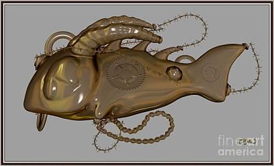 Metal Fish 22mf1 Original