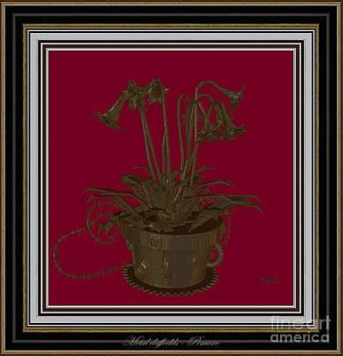 Metal Flowers 111mf2 Original by Pemaro