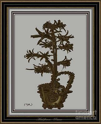 Metal Flowers 912mf2 Original by Pemaro