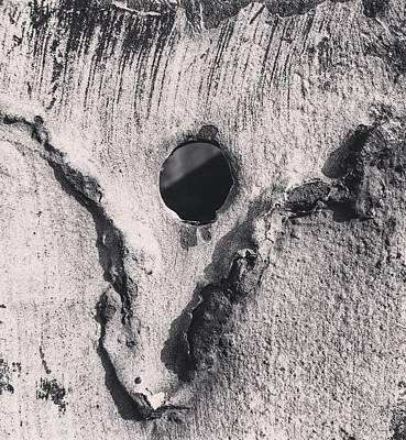 Photograph - Metal Horse by JoAnn Lense