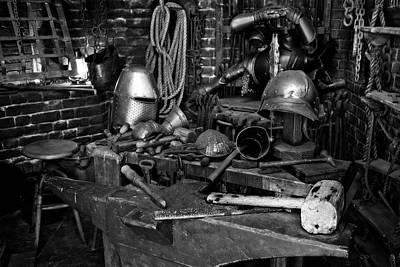 Photograph - Metal Working Series 2739 by Carlos Diaz