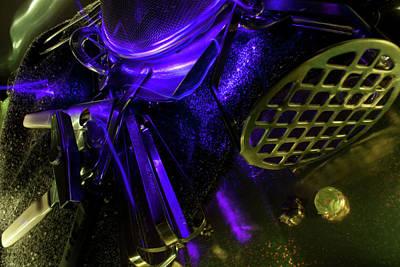 Beaters Photograph - Metallurgy by Barbara  White