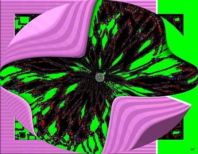 Digital Art - Metamorphose by Will Borden