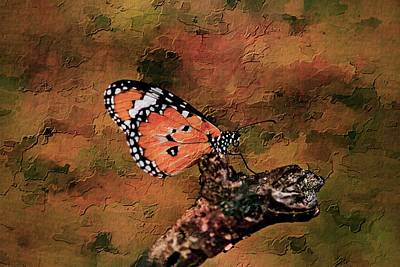 Metamorphosis  Art Print by Az Jackson