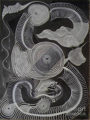 Metamorphosis Art Print by Katerina Wert