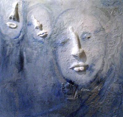Metamorphosis Art Print by Kime Einhorn
