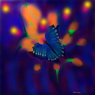 Digital Art - Metamorphosis by Latha Gokuldas Panicker
