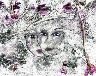 Digital Art - Metamorphosis by Laurel D Rund