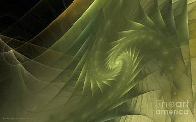 Metamorphosis Art Print by Sandra Bauser Digital Art