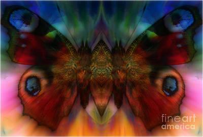 Popstar And Musician Paintings - Metamorphosis by Wbk